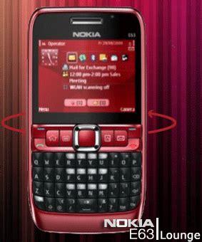 Pasaran Hp Nokia E63 Batangan menu style nokia e63 hardware atau produk burhan
