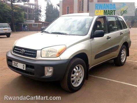 2001 Toyota Rav4 Mpg Used Toyota Suv 2001 2001 Toyota Rav4 Rwanda Carmart