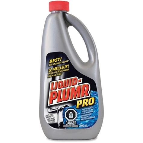Drain Cleaning Company Liquid Plumr Pro Gel Drain Cleaner Island Ink Jet