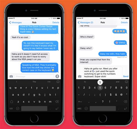 keyboard themes for iphone 6 next keyboard could be the first ios 8 keyboard done right