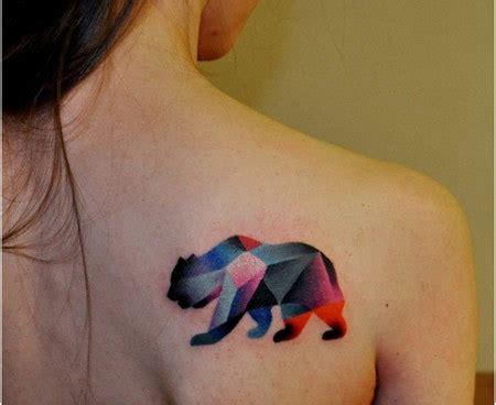 top  bear tattoo designs