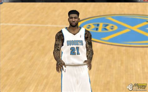 wilson chandler tattoos wilson chandler tattoos update nba 2k12