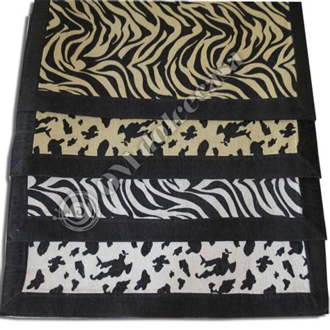 tappeto zebra n 176 1 tappeto africa quot zebra quot o quot mucca quot in diverse misure