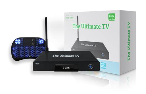 How Android Tv Box Works by The Ultimate Tv Unlimited