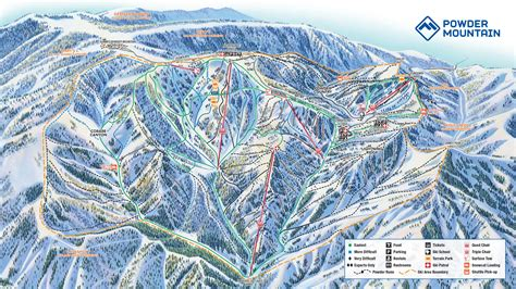 map of us ski area the best utah ski snowboard resorts nwt3k