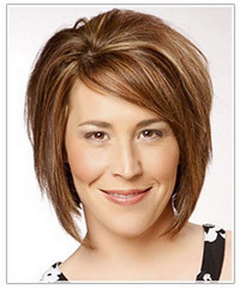 Hairstyles For Heavy Faces by Medium Length Hairstyles For Heavy Faces Medium Length
