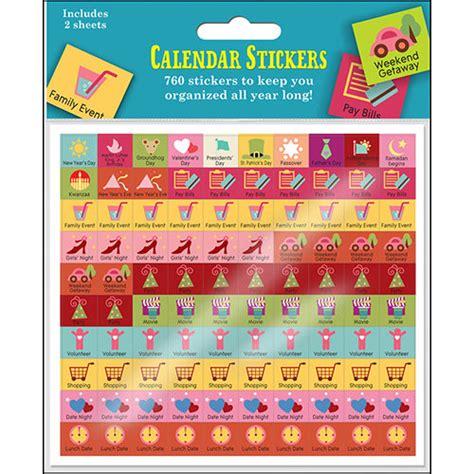 Calendar Stickers Calendar Planning Stickers Calendars