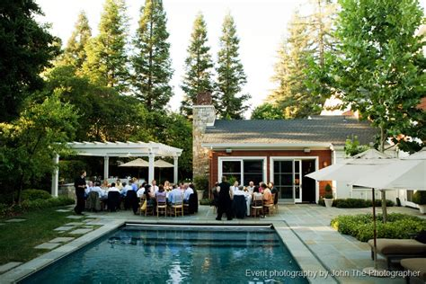 Backyard Wedding Decorations Intimate Backyard Party Event Photography Sacramento