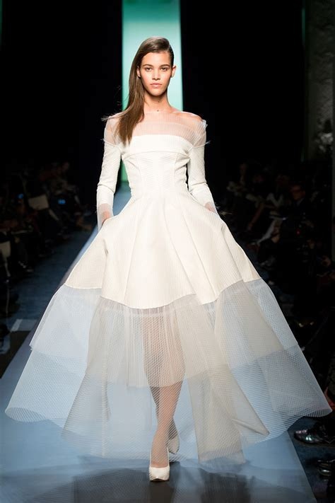 The Best Wedding Dresses from the Spring 2015 Couture