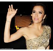 Almost Free Eva Longoria Reveals A Red Blotch In Place Of