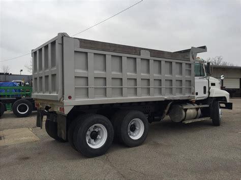 truck ohio mack dump trucks in ohio for sale used trucks on buysellsearch