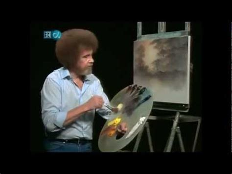 bob ross painting with squirrel bob ross talks about his epileptic squirrel while painting