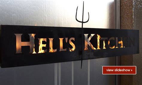 Hell S Kitchen by Hell S Kitchen The Photos Epicurious