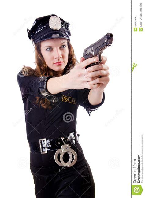 imagenes libres policia polic 237 a femenina foto de archivo libre de regal 237 as