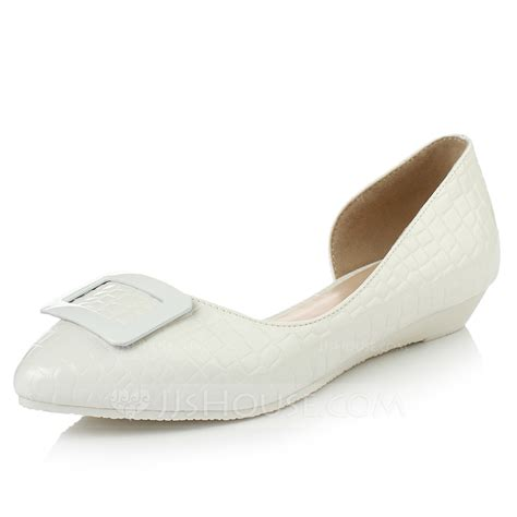 are flats closed toe shoes leatherette flat heel flats closed toe shoes 086068895