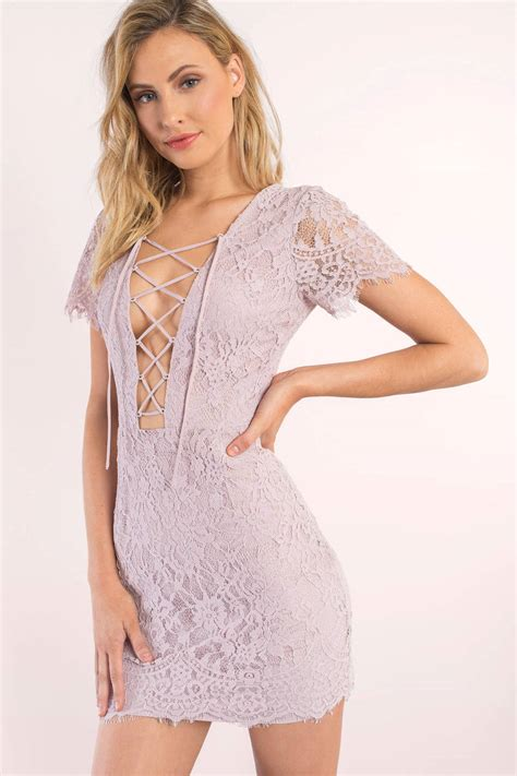 Id Lace Dress modern blush dress beige lace dress lace bodycon dress