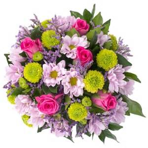 Posy Vase Birthday Flowers By Roses Only