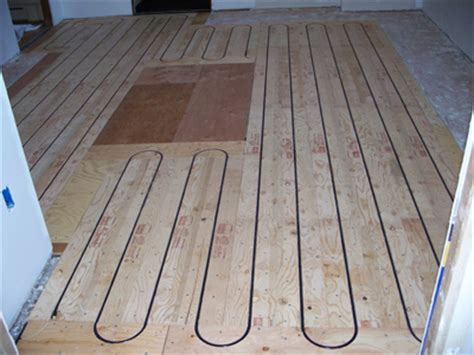 Radiant Floor Heat Panel by Radiant Heat Floor Panels Image Mag