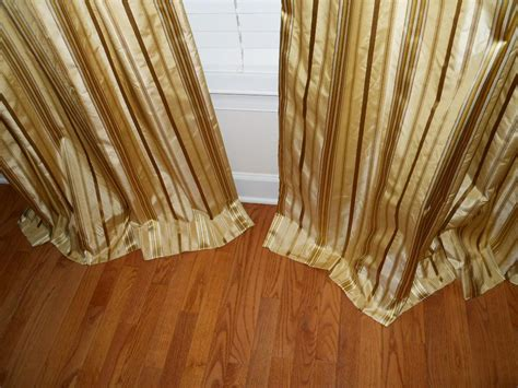 gold stripe curtains gold striped curtains blue gold ombre striped silk