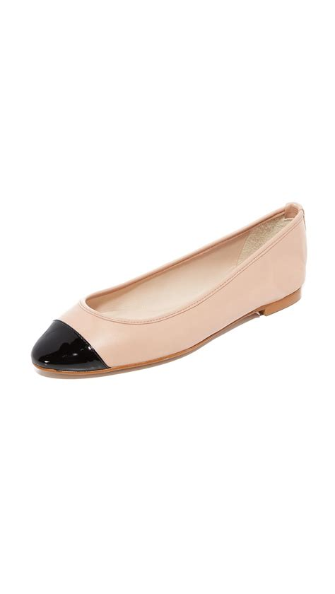 A Ks 012 Flat Shoes lyst l k suzanne flats in