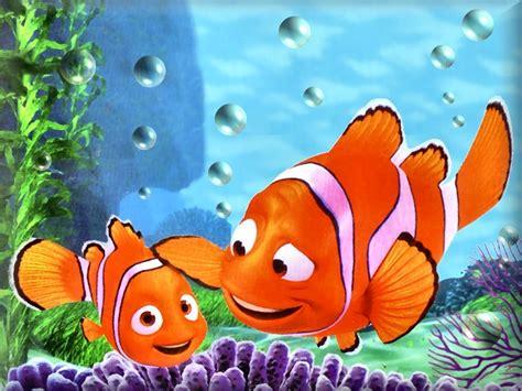 3d Origami Nemo Fish Ikan Nemo nemo fishes