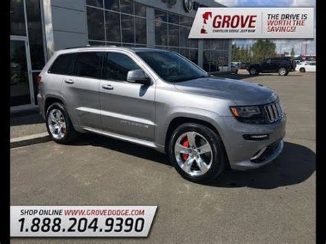 silver jeep grand cherokee 2015 2015 jeep grand cherokee srt8 475 horsepower silver
