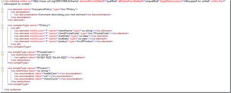 xml xsd tutorial exles exploring cool new features of xsd 1 1 info support blog