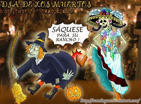 imagenes de calaveras y brujas potter cam se acerca el d 237 a de muertos