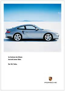 Porsche 911 Ad Here Are Some Of Porsche S Best Ads Throughout History