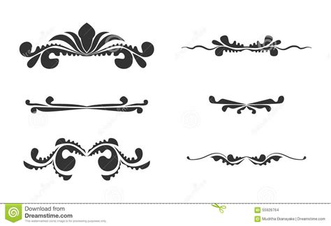 header design black and white swirl clipart header pencil and in color swirl clipart