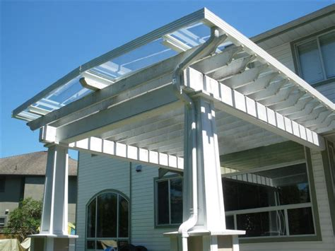 aluminum patio covers awnings maple ridge