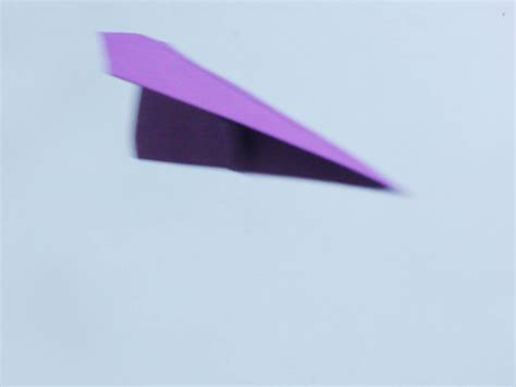 A Paper Jet - how to make a paper jet airplane 11 steps with pictures