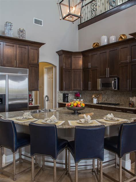 property brothers kitchen cabinets property brothers neutral open plan kitchen with rich