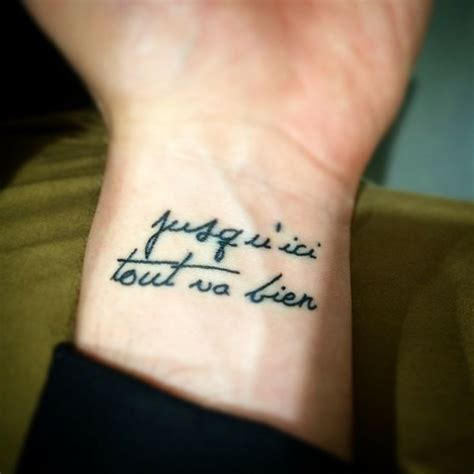 wrist tattoo quote 17 best ideas about wrist tattoos sayings on