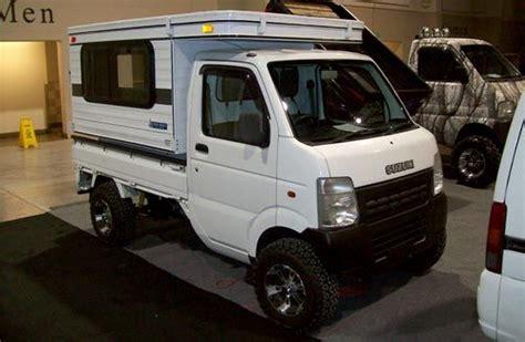 Suzuki Micro Truck Suzuki K Truck Cer Truck Cing