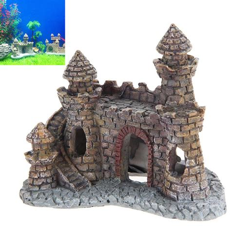 buy wholesale fish tank castle from china fish tank