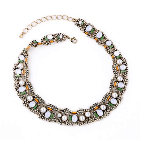 High End Handmade Jewelry - popular big chunky necklaces buy cheap big chunky