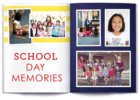 elementary school yearbook layout ideas 50 creative yearbook layouts for k 12 shutterfly