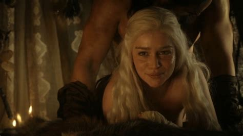 every glorious nsfw moment in 'game of thrones