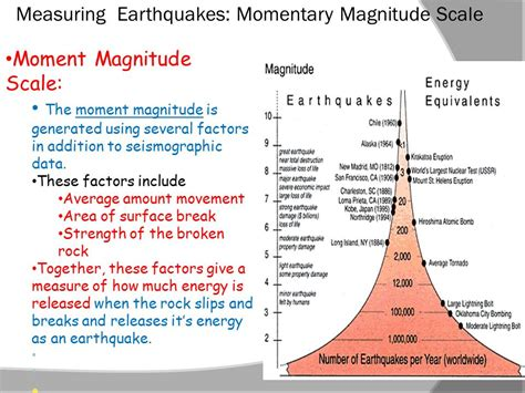 earthquake scale earth science 8 1 earthquakes ppt video online download