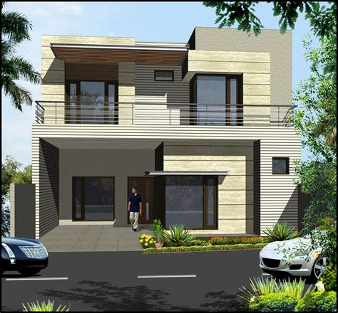 kerala home design west facing west facing triplex house elevation photos joy studio