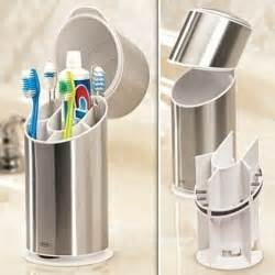 Bathroom Toothbrush Storage 17 Best Ideas About Bathroom Counter Storage On Pinterest Bathroom Counter Decor Bathroom