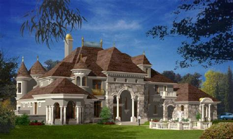 luxury estate home plans style bedroom castle style home chateau style house mexzhouse