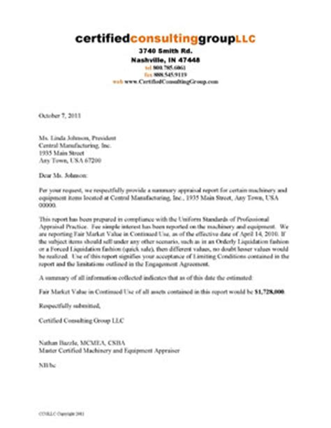 probate valuation letter template 5 probate valuation letter template real estate letters