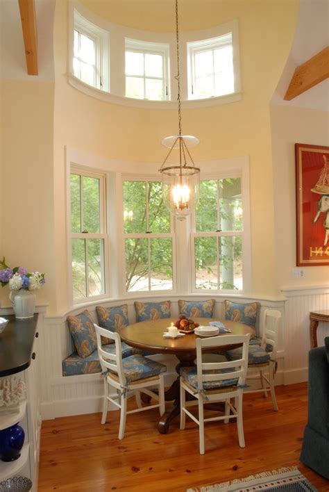 breakfast nook lighting dining room traditional with art pretty kitchen booth table dining room traditional with