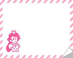 princess letter template 1000 images about nalani s mario birthday on