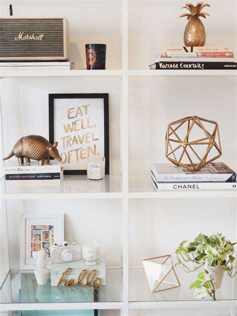 On The Shelf Decorations by Shelfie Sunday Kate La Vie Bloglovin