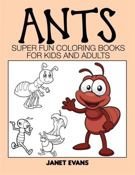coloring book for adults barnes and noble ants coloring books for and adults by