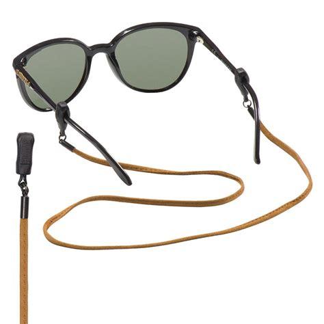 suede retainer chums eyewear retainers outdoor