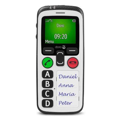doro mobile phone doro secure 580 mobile from the helpful things company